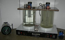 FOAMING CHARACTERISTICS TEST APPARATUS