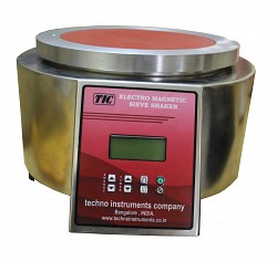 TIC ELECTROMAGNETIC SIEVE SHAKER
