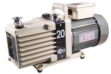 DOUBLE STAGE DIRECT DRIVE VACUUM PUMP